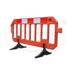 Safety and warning barriers